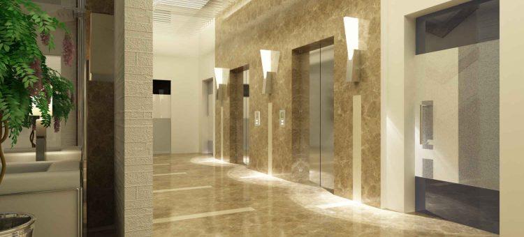 elevator lobby-1
